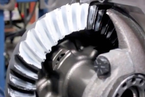 Motive Gear Explains Pinion Depth and Gear Pattern