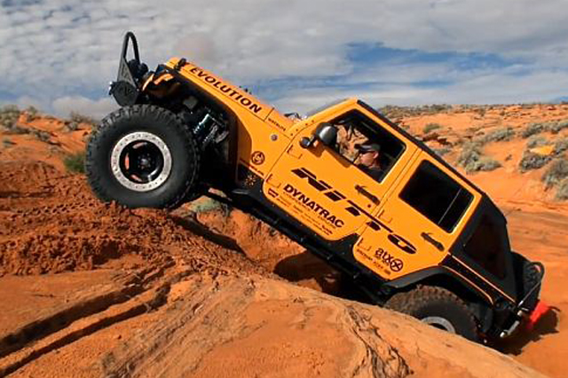 VIDEO: 2013 JK Experience Part 1: Wild Wild West Off-Road Adventure
