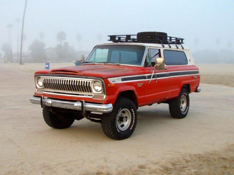Vintage Monday: The 1974-1983 Full-Size Jeep Cherokee (SJ ...