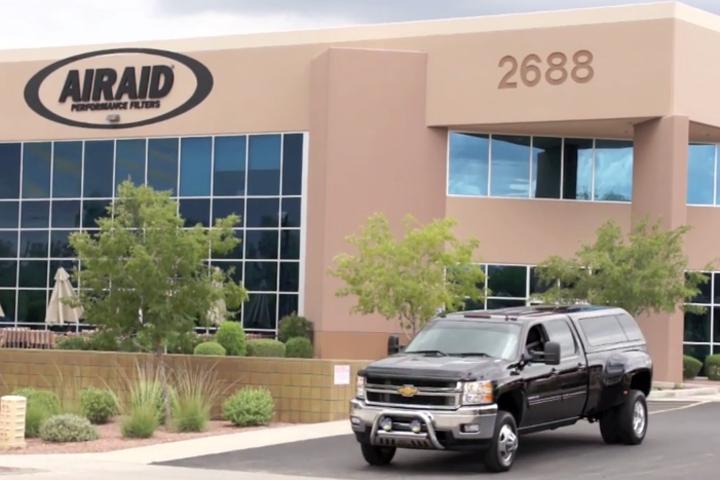 VIDEO: AIRAID Intake Install For The 2013-14 GMC/Chevy Duramax
