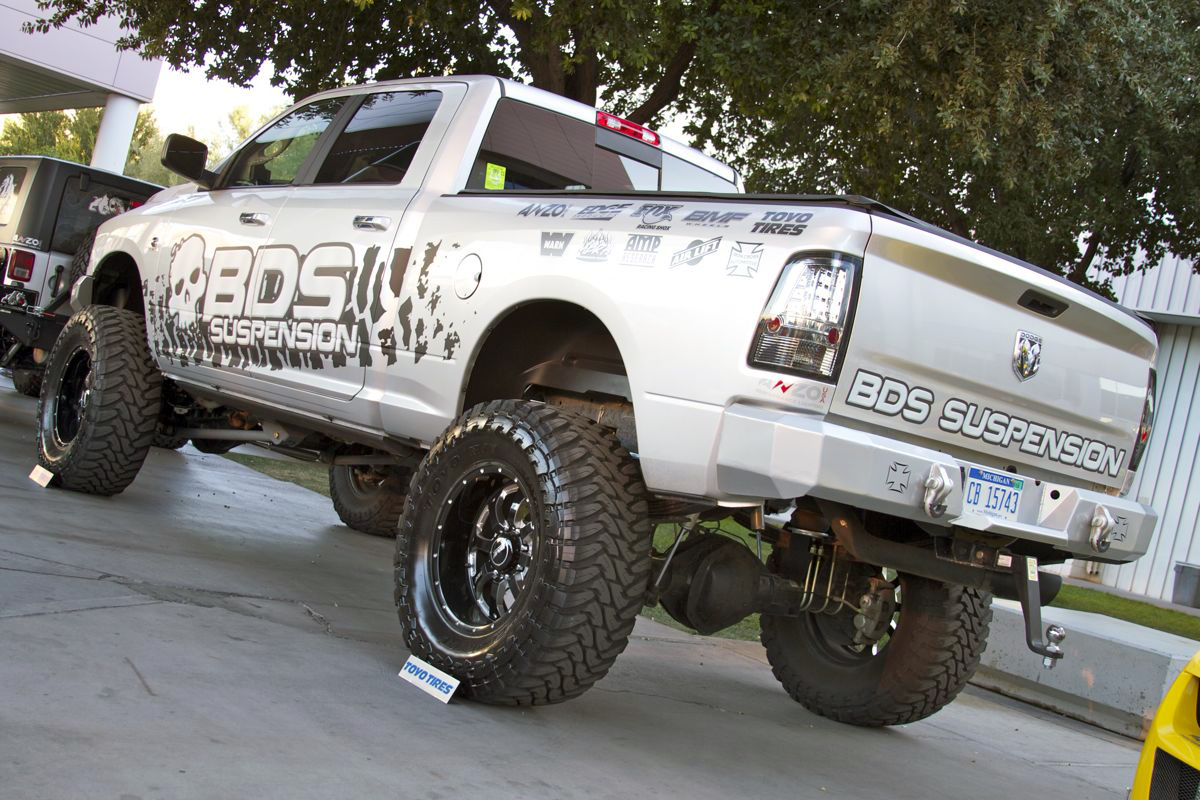 Fox Factory Buys Sport Truck USA Including BDS Suspension