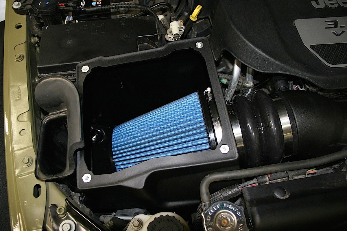 Project Sgt. Rocker Breathes Easier With New AIRAID Intake System