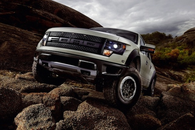 Automedia Reports New Raptor To Get Aluminum Body
