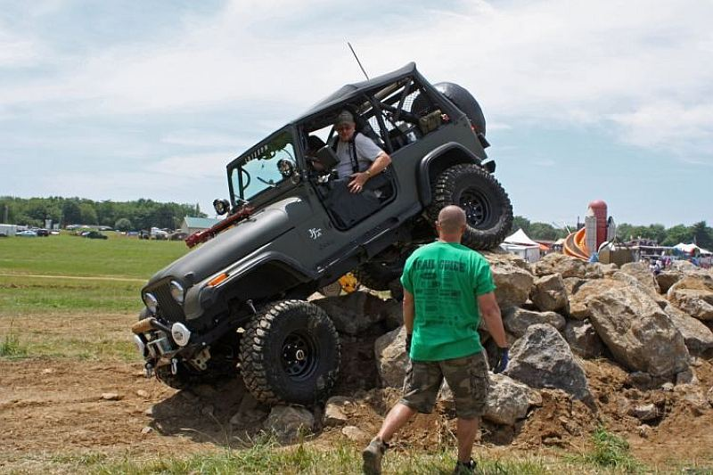 Event Alert: The 2014 Bantam Jeep Heritage Festival