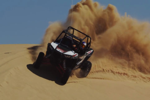 VIDEO: 49 Acres Returned - Victory For Off-Roaders At Glamis Dunes