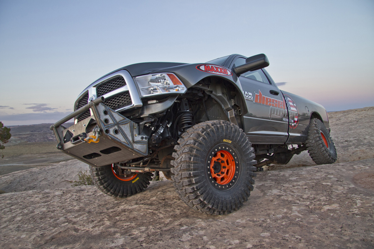 That Which Smashes Things: Diesel Power Products' 2013 RAM