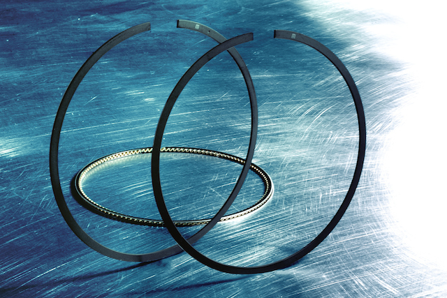 Mahle Motorsports' Newest Lightweight & Low Drag Ring Package
