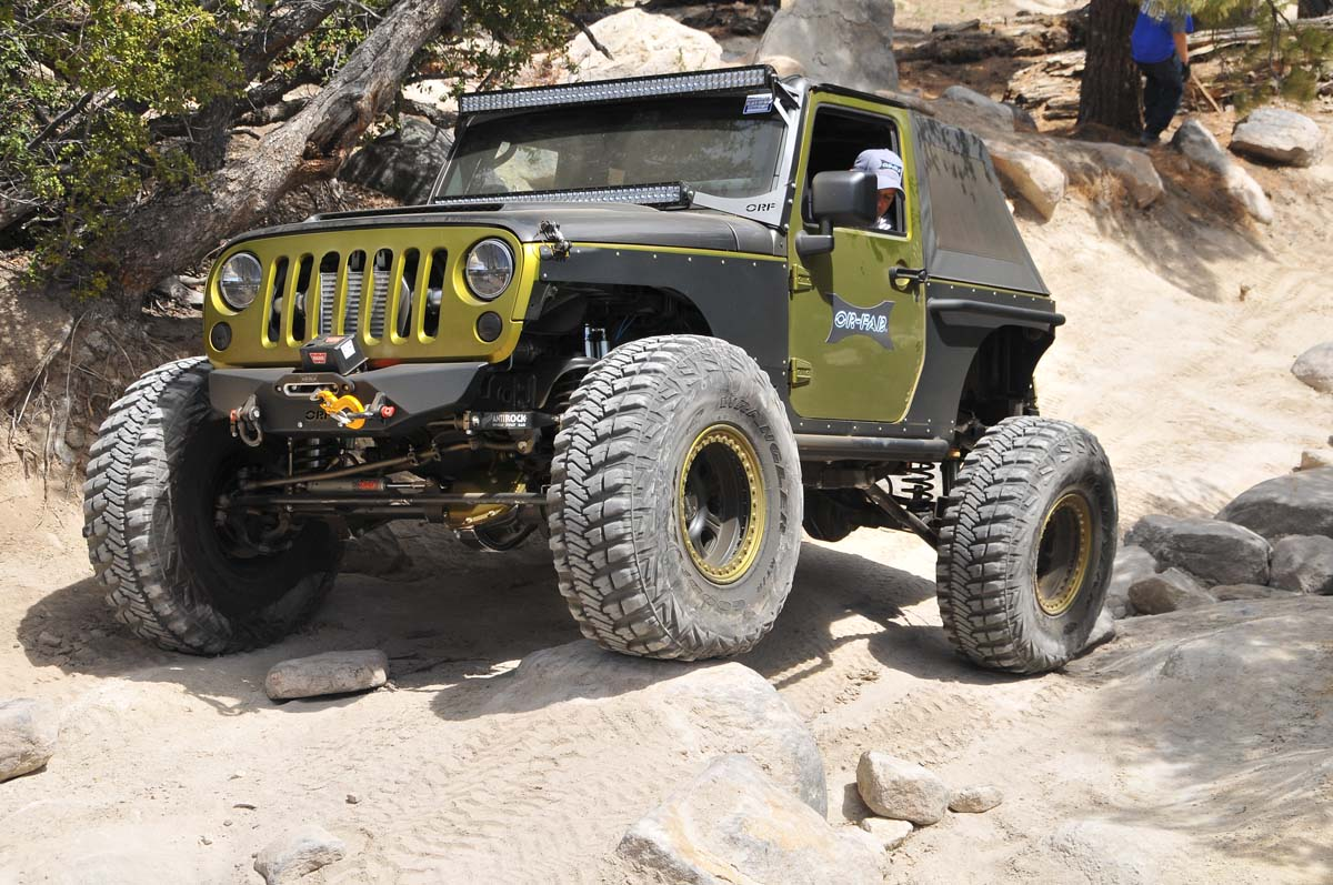 Big Bear Jeep Jamboree: Fun, Friends, and Fantastic Four Wheeling