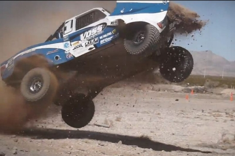 VIDEO: Voss Motorsports Takes Overall Win At 2014 Silver State 300