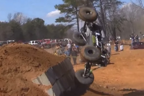 VIDEO: Rock Bouncers Go Big In This Rollover Compilation