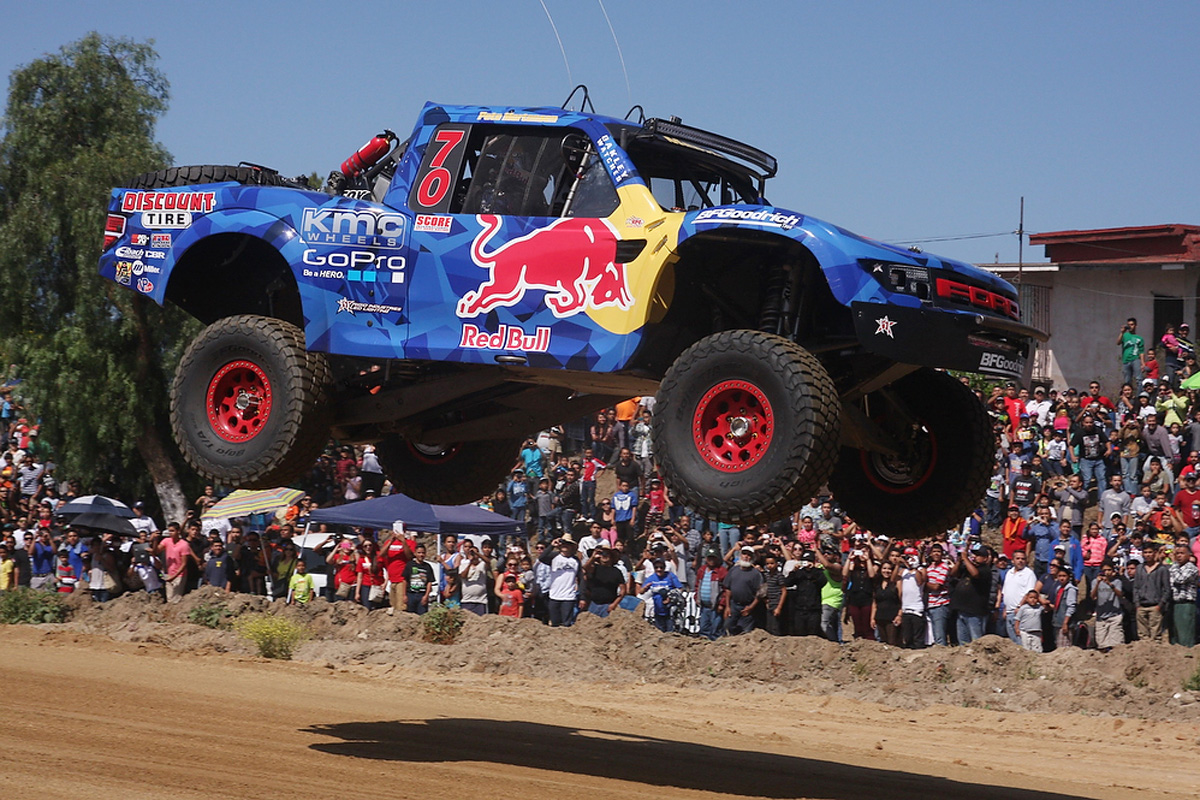 "Bryce Menzies ""SCORES"" His Fourth Trophy Truck Win At 2014 ..."
