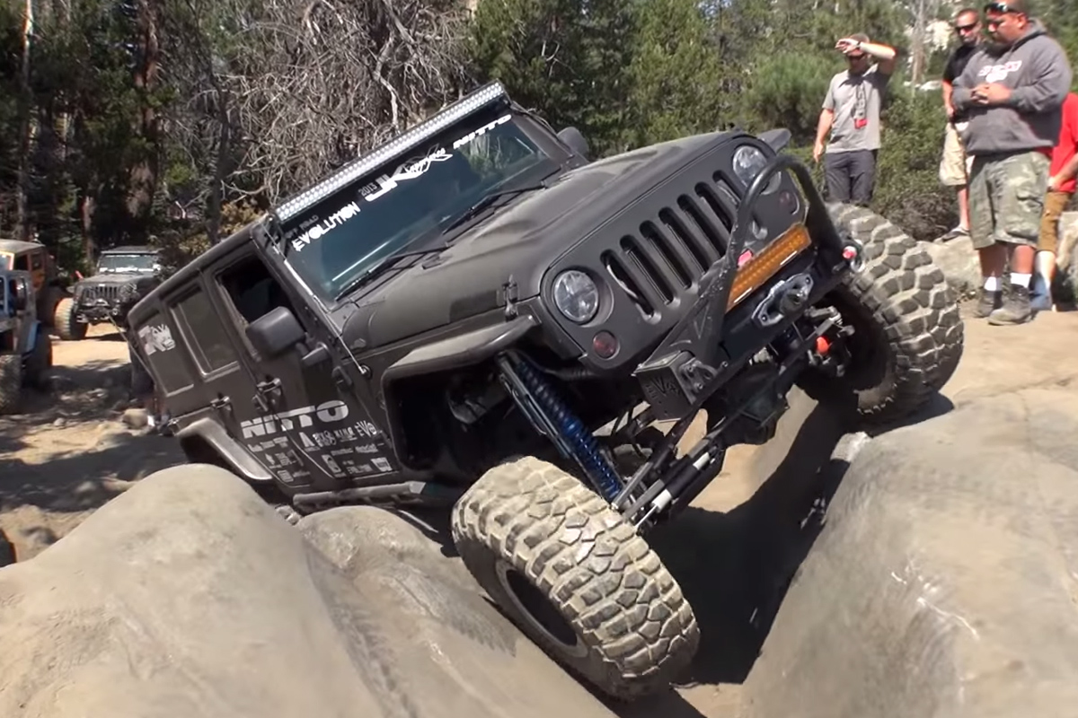 VIDEO: Wild Wild West, JK-Experience Part 2, Logandale To Rubicon