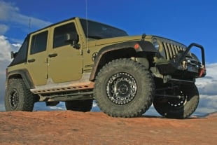 Project Sgt. Rocker: New Shoes From Weld Racing And Mickey Thompson