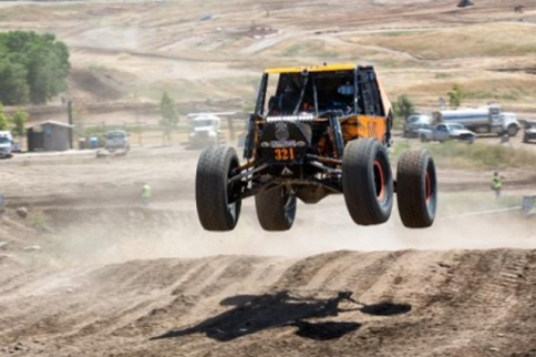 VIDEO: Tom Wayes Takes His First ULTRA4 Win At MetalCloak Stampede