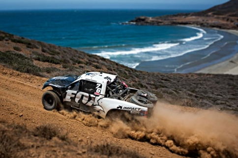 VIDEO: KMC and FOX sponsored Jesse Jones Battles the Baja 500