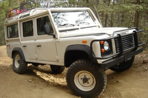 Life Isn't Fair: 40 Land Rovers Confiscated By U.S. Government