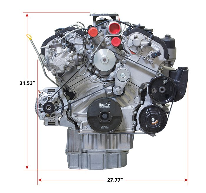 3 0L Diesel Engine Option For Your Diesel Engine Conversion
