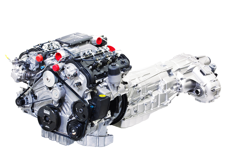 3.0L sel Engine Option For Your sel Engine Conversion - Off ...
