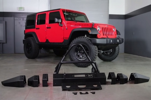 VIDEO: Mickey Thompson Metal Series Bumpers Offer Rugged Versatility