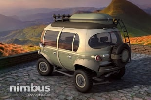 'Nimbus' E-Car Concept: Is It Really That Advanced?