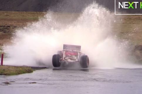 VIDEO: Best of Formula Offroad 2014 in Hella, Iceland