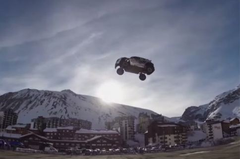VIDEO: World's Longest Car Jump Attempt. Watch How It Goes ...
