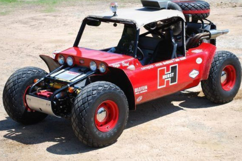 """Vintage Monday: The Vic Hickey-Built 1967 """"Baja Boot"""""""