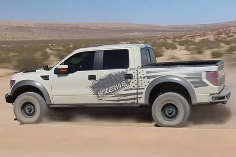 VIDEO: ICON Vehicle Dynamics And SDHQ Test Shocks In The Desert
