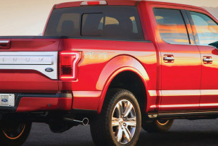 2015 F-150 Seamless Rear Window Exposed