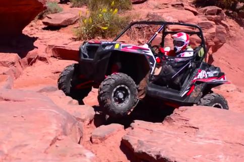 VIDEO: Check Out UTV Fest - Rally On The Rocks in Moab, Utah