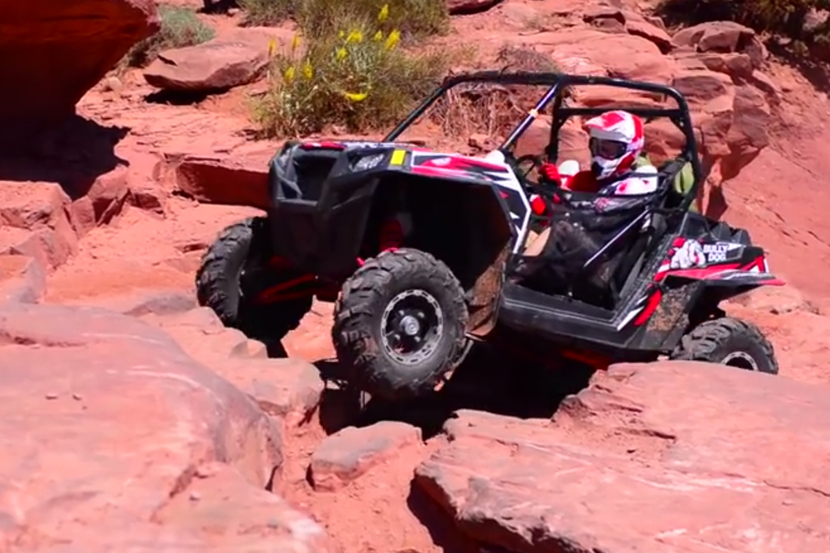 VIDEO: Check Out UTV Fest - Rally On The Rocks in Moab, Utah