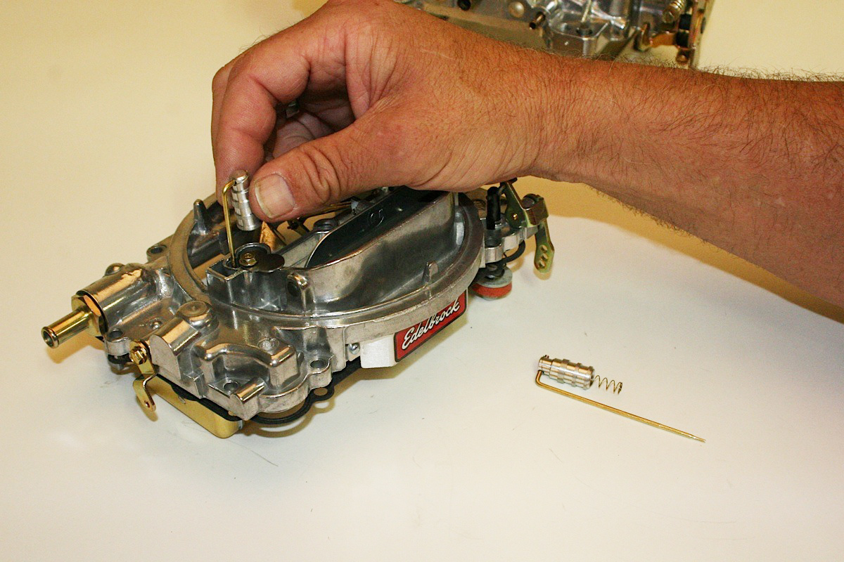 Making An Edelbrock Carb Work Better For Off-Road