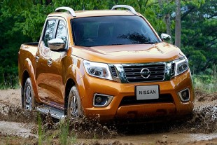Navara-Based Nissan Frontier Apparently Postponed Until 2018