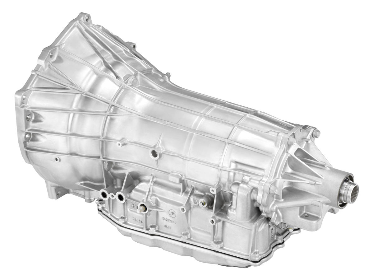 Details of New 8-Speed Auto Trans for 2015 Chevy Silverado ...