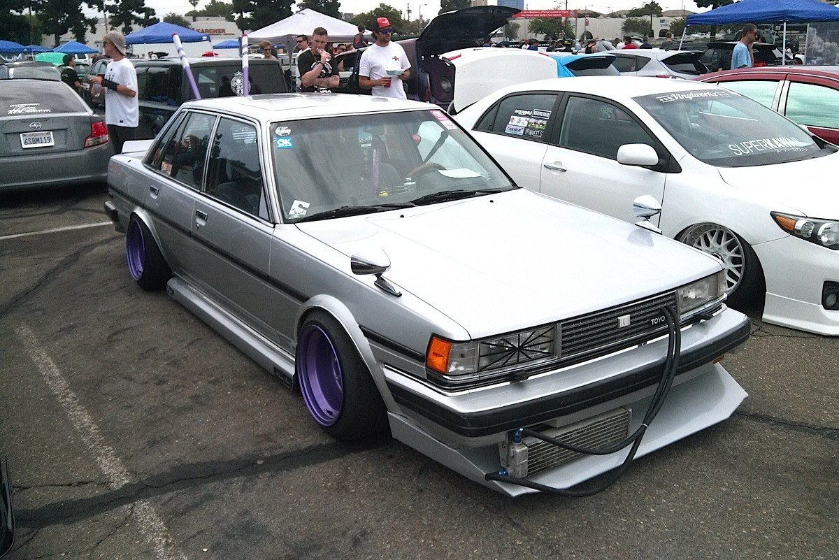 Nitto Tire Auto Enthusiast Day 2014: 4x4s And Drift Cars Wow Crowd ...