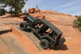 New Survey Released Offers List Of Top Off-Road Trails In America