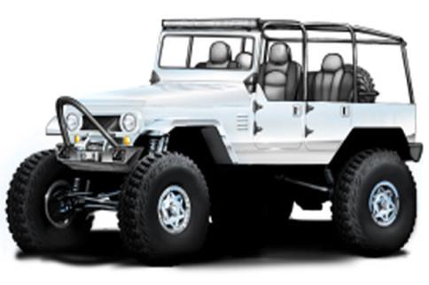 """Powermaster-Equipped """"Project Sniper"""" Aims For 4x4 Greatness"""