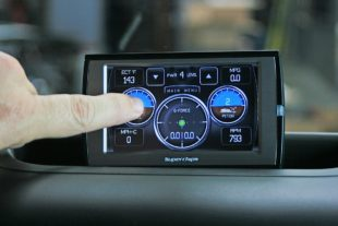 Superchips TrailDash Offers Power And Functionality To Jeep Wrangler