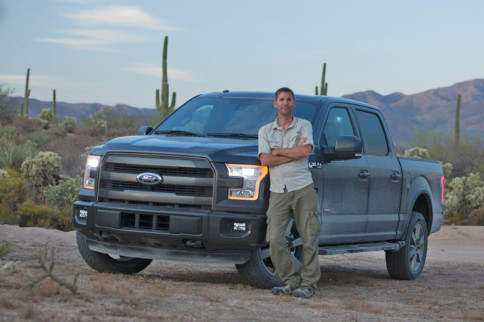VIDEO: Four Ford Truck Customers First To Test-Drive 2015 F-150