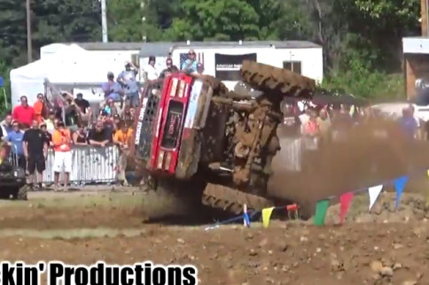 VIDEO: Trucks, Jeeps, And Mud Fly At Unlimited Off-Road Expo