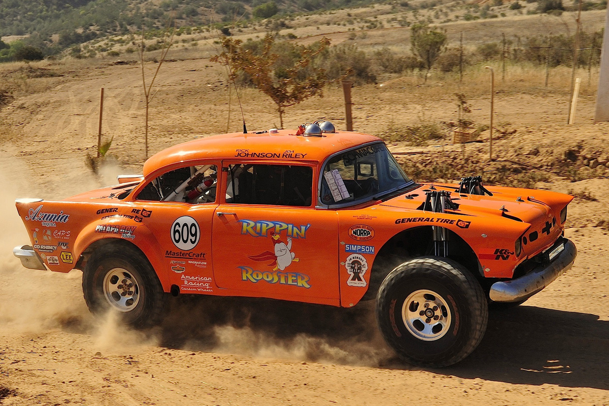 VIDEO: 2015 NORRA Mexican 1000 Off-Road Rally Schedule Announced - Off Road Xtreme