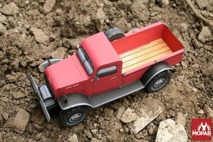 VIDEO: Build Your Own Model Dodge Power Wagon For Free