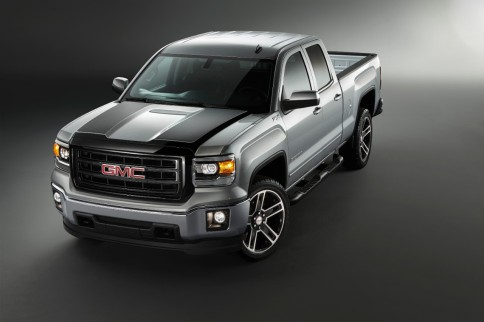 GMC Debuts 2015 Sierra 1500 Carbon Editions, Stylish And Distinct