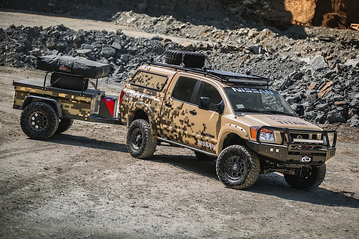 VIDEO: Phase 3 Of The Nissan/Wounded Warrior Project Ultimate Titan