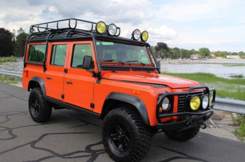 eBay Find: One Rare Land Rover Defender 5 Door Could Be Yours