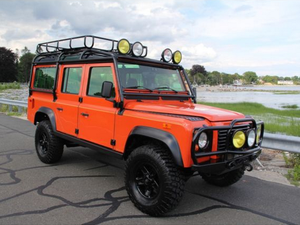 Ebay Find One Rare Land Rover Defender 5 Door Could Be