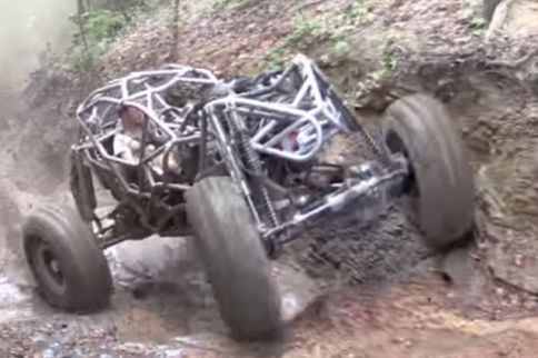 Rock Bouncer Tim Cameron - Off Road Xtreme