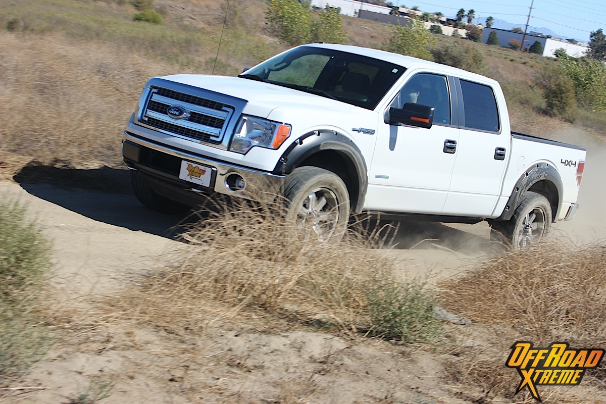 F-150 Project Truck: Bottom To Top Stunner