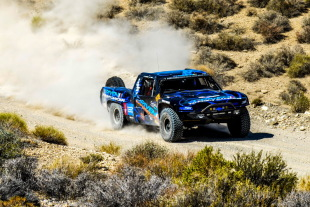 Driven To Fight Cancer Truck Uses Baja 1000 To Battle Disease