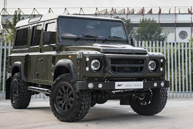 Lift Kits For Jeeps >> One-Off Land Rover Defender 110 Wide Track - Off Road Xtreme